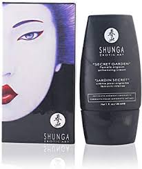 Crema estimulante Jardín Secreto Shunga
