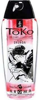 Lubricante cereza Toko