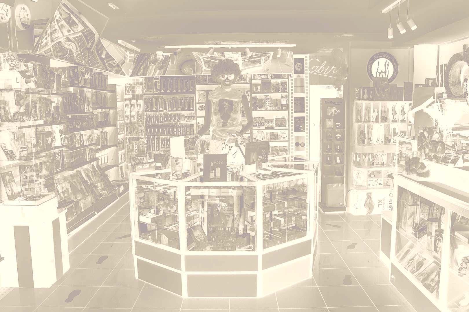 Interior sex shop zaragoza Tubo