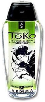 Lubricante melón Toko