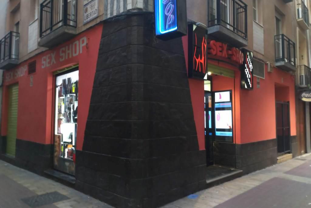 Sex Shop Zaragoza Tubo Centro