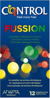 Preservativos Fussion Control