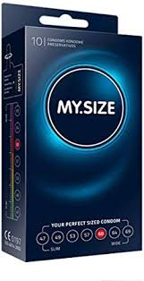 Preservativos MY.SIZE 60 mm.