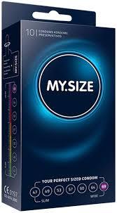 Preservativos MY.SIZE 69 mm.