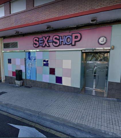 sex shop delicias