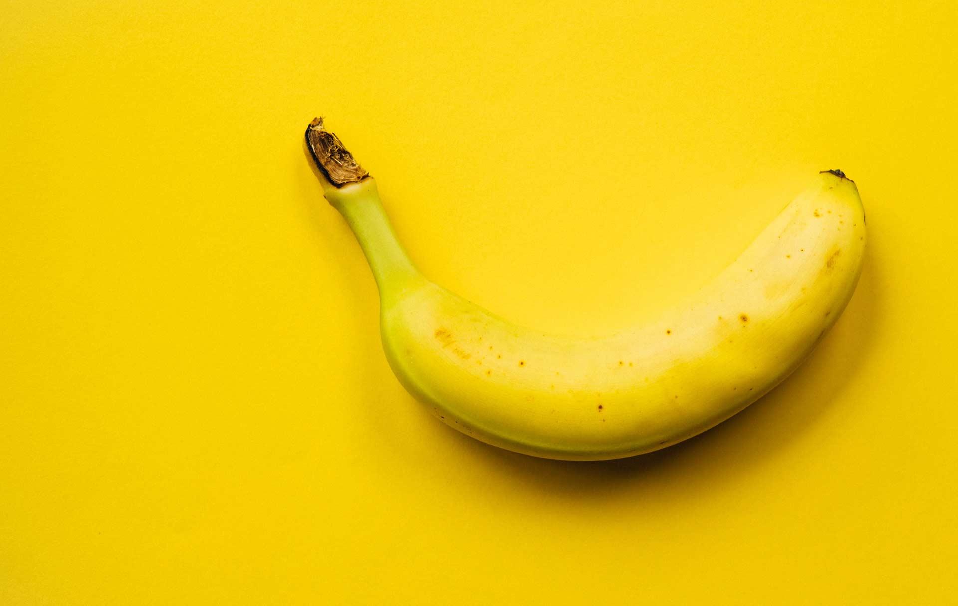 Fondo plátano tienda erótica Zaragoza