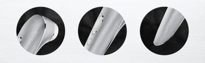 Succionador de clitoris Satisfyer High Fashion Aluminio Zaragoza